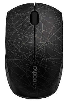 RAPOO 3300P wireless mini mouse
