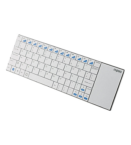 RAPOO E2700 wireless keyboard