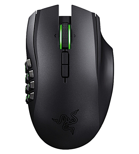 RAZER Naga Chroma wireless mouse
