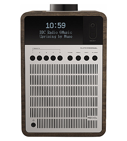 REVO SuperSignal Bluetooth DAB+ speaker