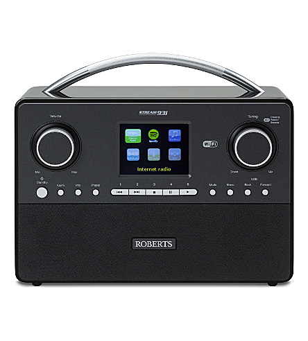 ROBERTS Stream 93i smart radio with spotify