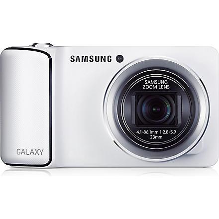 SAMSUNG Galaxy digital camera with Wi-Fi and 3G