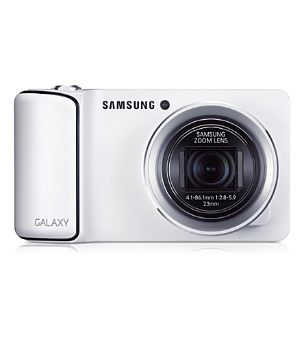 SAMSUNG Galaxy digital camera with Wi-Fi and 3G