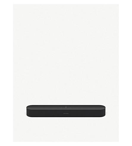 SONOS Beam Smart Compact Soundbar (Black