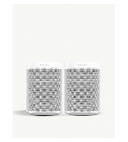 SONOS Sonos One Starter Pack in White