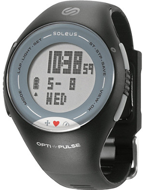 SOLEUS Pulse fitness tracker