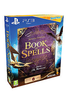 SONY Wonderbook of spells PS3