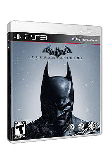 SONY Batman: Arkham Origins PlayStation 3 game