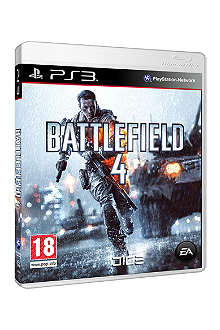 SONY Battlefield 4 for PlayStation 3 game