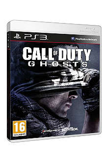 SONY Call of Duty: Ghosts for PlayStation 3 game