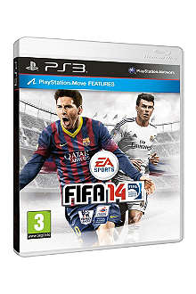 SONY FIFA 14 PlayStation 3 game