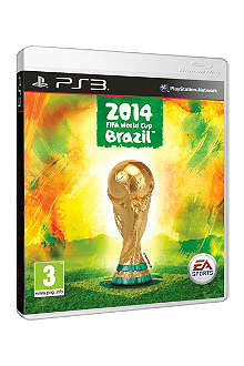 SONY FIFA Brazil PlayStation 3 game