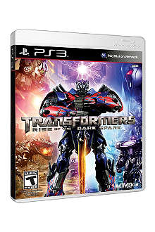 SONY Transformers: Rise of the Dark Spark PlayStation 3 game