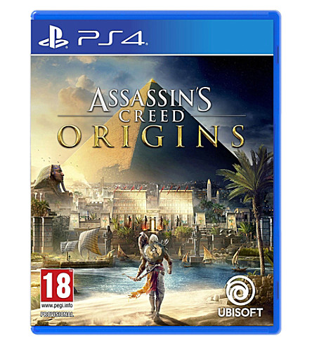 SONY Assassins Creed Origins PS4 game