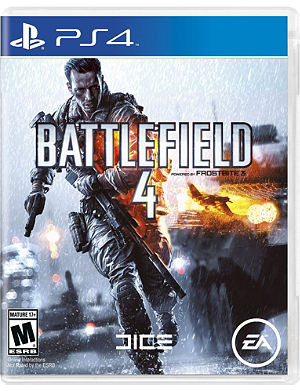 SONY Battlefield 4 for PlayStation 4