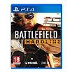 SONY Battlefield hardline ps4 game