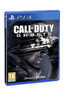 SONY Call Of Duty: Ghosts PS4