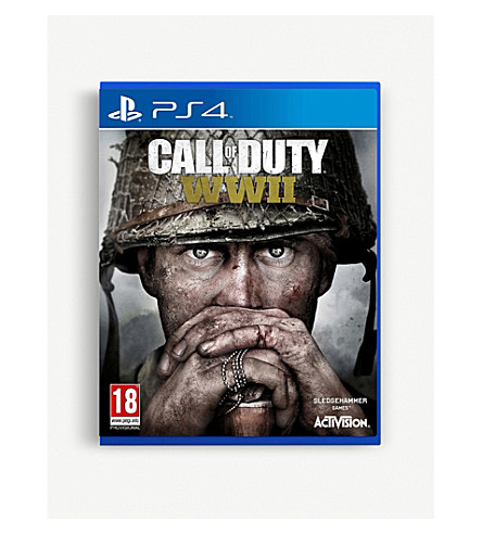 SONY Call of Duty WWII PS4 Game