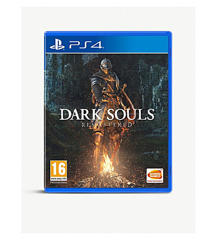 SONY Dark Souls Remastered PS4 game