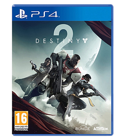 SONY Destiny 2 PS4 game