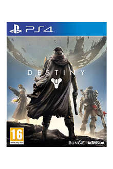 SONY Destiny PlayStation 4 game
