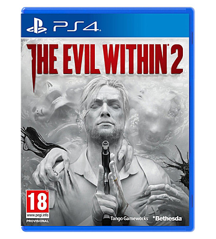 SONY The Evil Within 2 PS4 Game