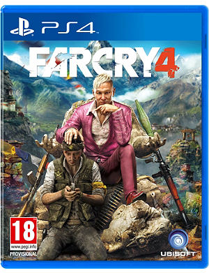 SONY Far Cry 4 PS4 game