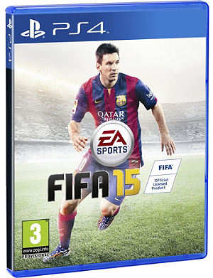 SONY FIFA 15 PlayStation 4 game