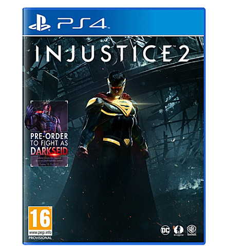SONY Injustice 2 PS4 Game