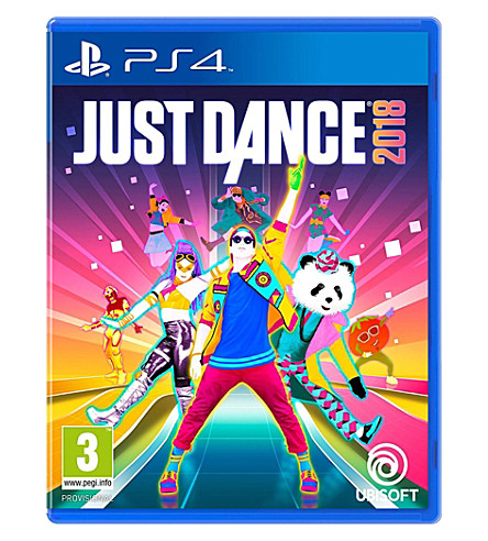 SONY Just Dance 2018 PS4 game