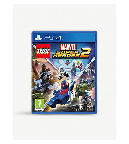 SONY LEGO Marvel Superheroes 2 ps4 game