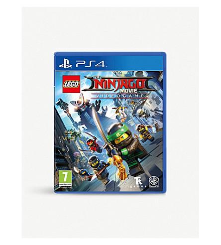 SONY LEGO The Ninjago Movie ps4 game