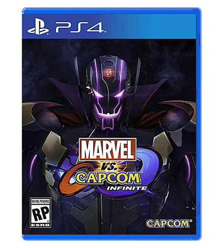 SONY Marvel vs. Capcom Infinite PS4 game