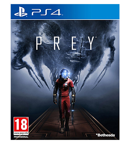 SONY Prey PS4 game