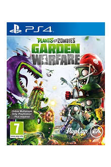 SONY Plants vs Zombies Garden Warfare PlayStation 4 game