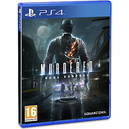 SONY Murdered: Soul Suspect PS4