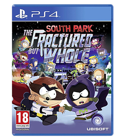 SONY South Park: The Fractured but Whole PS4 Game