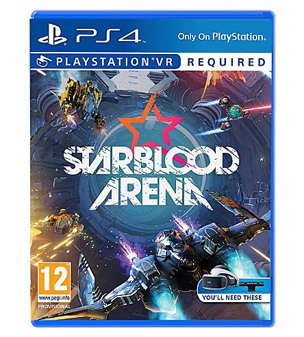 SONY Starblood Arena PSVR PS4 game