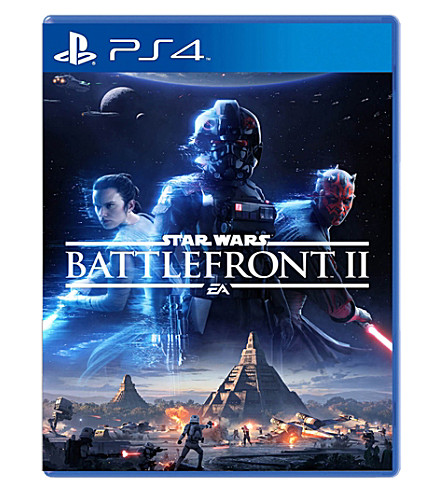 SONY Starwars Battlefront 2 PS4 game