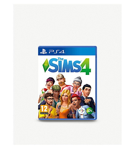 SONY The Sims 4 PS4 game