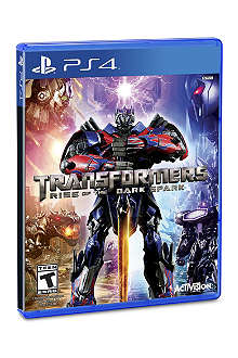 SONY Transformers: Rise of the Dark Spark PlayStation 4 game