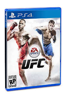 SONY UFC Sports PlayStation 4 game