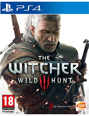 SONY The Witcher 3: Wild Hunt PS4 game