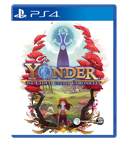SONY Yonder The Cloud Catcher Chronicles PS4 Game