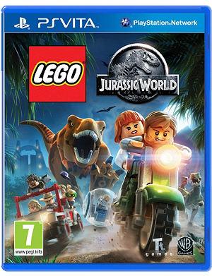 SONY Lego Jurassic World PlayStation Vita game