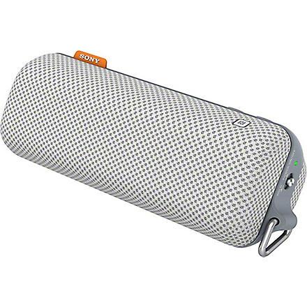 SONY Splash-proof Portable Speaker With Bluetooth & NFC