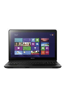 SONY VAIO Fit 15E laptop Black