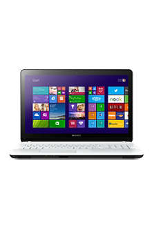SONY VAIO Fit 15 laptop White