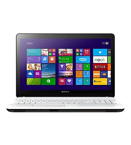 SONY VAIO Fit 15 laptop White