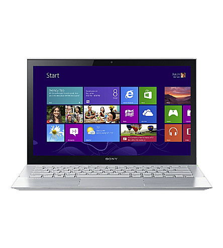 SONY VAIO Pro 13 Ultrabook laptop Silver